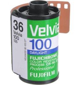 Fujifilm Fuji Velvia 100 ASA 36exp Slide Film *