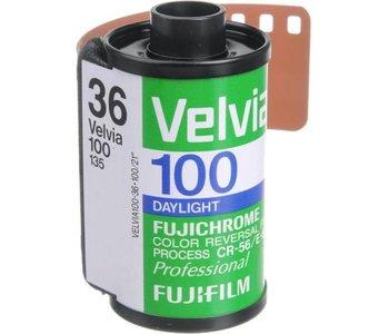 Fuji Velvia 100 ASA 36exp Slide Film *