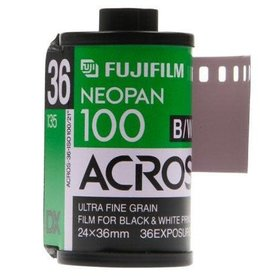 Fujifilm Fuji Neopan Acros 100 ASA 35mm Black and White Film *
