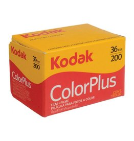 Kodak Kodak Color Plus 200 36 Exposure Film *