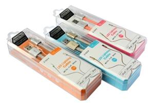 Sanho Sanho Zikko 5' (1.5m) Smart LED Lightning USB Cable, Silver