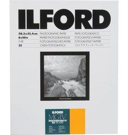 Ilford Ilford 8x10x25 RC Satin