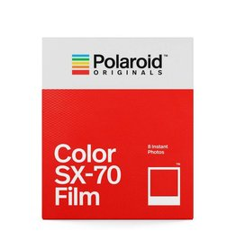 Polaroid Originals Polaroid Originals SX70 Color Instant Film for SX-70 Cameras *