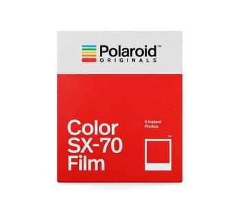 Polaroid Originals SX70 Color Instant Film for SX-70 Cameras *