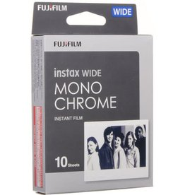 Fujifilm Fujifilm instax WIDE Monochrome Film Pack, 10 Sheets