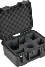 SKB SKB iSeries Injection Molded Waterproof Case I for DSLR Pro Camera 3I-13096SLR1