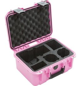 SKB SKB iSeries Injection Molded Waterproof Case I PINK for DSLR Pro Camera 3I-13096SLRP
