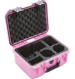 SKB SKB iSeries Injection Molded Waterproof Case I PINK for DSLR Pro Camera 3I-13096SLRP