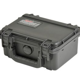 SKB SKB iSeries 0705-3 Waterproof Utility Case (with Foam, Black)