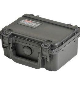 SKB SKB iSeries 0705-3 Waterproof Utility Case (with Foam, Black)
