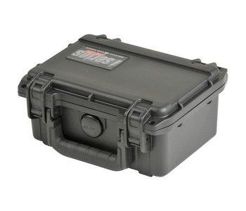 SKB iSeries 0705-3 Waterproof Utility Case (with Foam, Black)