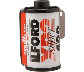 Ilford XP2 400 ASA C-41 BW 35mm Film 36 Exposure Film *
