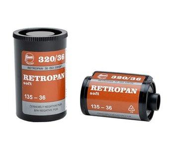 Foma Retropan 320 Soft 35mm 36exp B&W Negative Film *