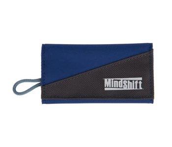 MindShift Gear Card-Again SD Memory Card Wallet (Twilight Blue)