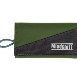 MindShift MindShift Gear Card-Again CF Memory Card Wallet (GreenStone)
