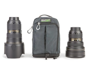 MindShift Gear Lens Switch Case for rotation180° Pro Backpack Green
