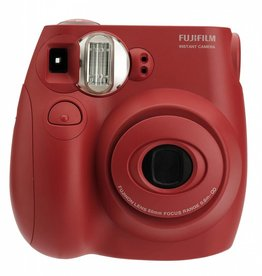 Fujifilm Fujifilm Instax mini 7s RED