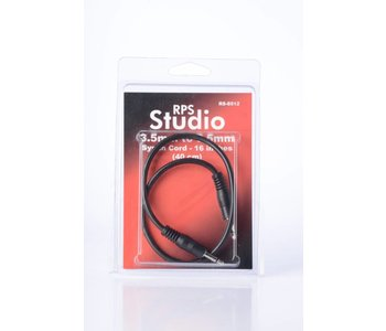 PocketWizard  style 3.5mm to 3.5mm cord (16 inches)