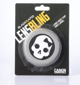 BlackRapid Canon Skull Bow Rear Lens Cap *