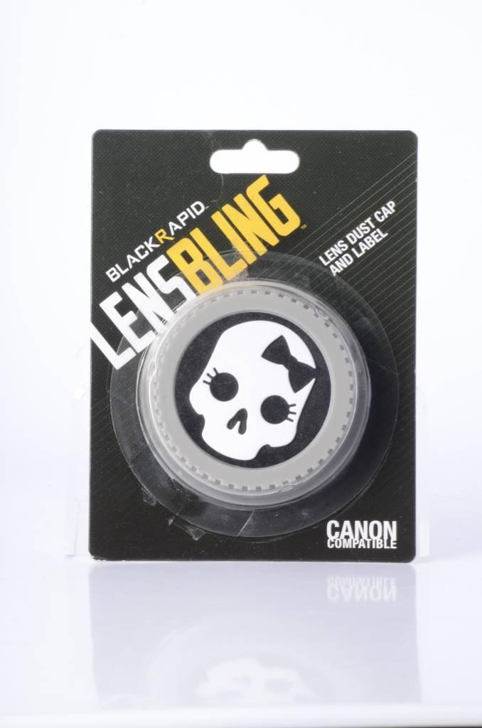BlackRapid Canon Skull Bow Rear Lens Cap