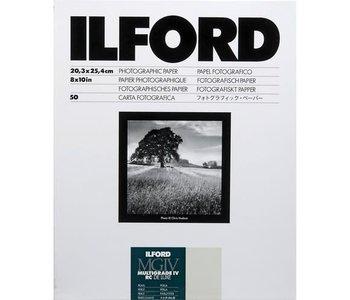 Ilford 8x10x50 RC Pearl