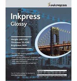 Inkpress Inkpress Glossy 8.5x11 25 Sheet Inkjet paper