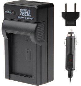 Premium Tech PowerTech Charger for Nikon EN-EL15 ENEL15 *