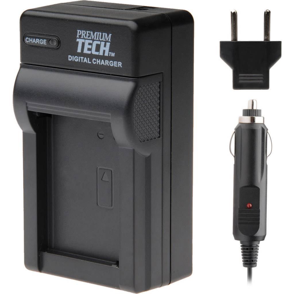 VidPro PowerTech Charger for Nikon EN-EL3 ENEL3
