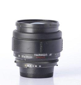Tamron Tamron AF 24-7/03.3-5.6 SN: 701647