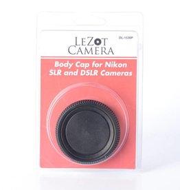 DLC Nikon Body Cap for SLR and DSLR Cameras *
