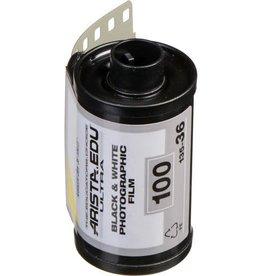Arista Arista EDU 100 ASA Ultra 35mm 36exp Black and White *