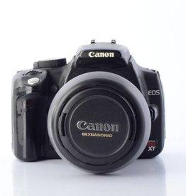 Canon Canon EOS Rebel XT with a Canon EF 28-80/3.5-5.6 V USM Lens