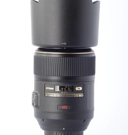 Nikon Micro 105mm f2.8 SWM ED IF FX VR