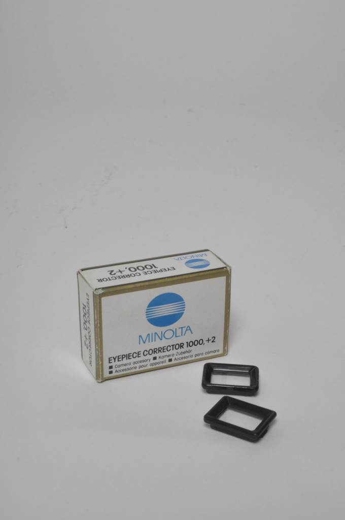 Minolta Minolta Eyepiece Corrector 1000, +2
