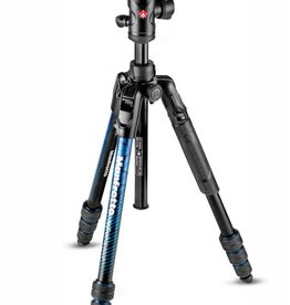 Manfrotto Manfrotto Befree Advanced Aluminum Travel Tripod twist blue, ball head