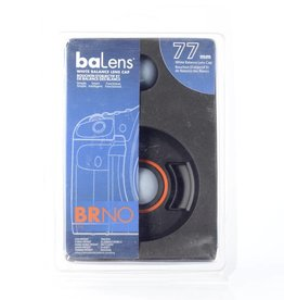 BRNO white baLens 77mm w/ neutral and Warm Lens Cap *