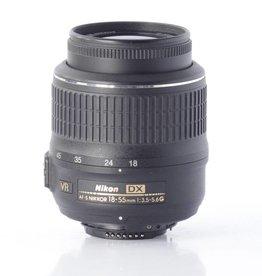 Nikon 18-55mm VR SN: 3187815