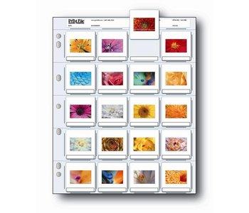 PrintFile 35mm Slide Pages 2x2-20B 25 pack *