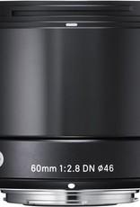 Sigma Sigma 60mm f/2.8 DN Lens for Sony E-mount Cameras (Black)