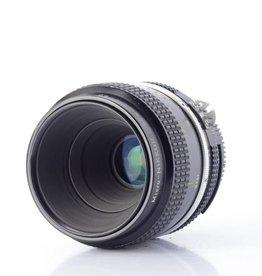 Nikon Nikon 55mm f/3.5 Micro (Macro) Lens *