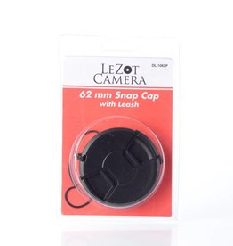DLC 62mm Snap Cap w/ Leash *