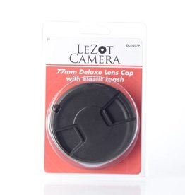 DLC 77mm Snap Cap w/ Leash *