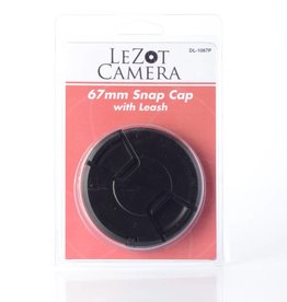 DLC 67mm Snap Cap with leash