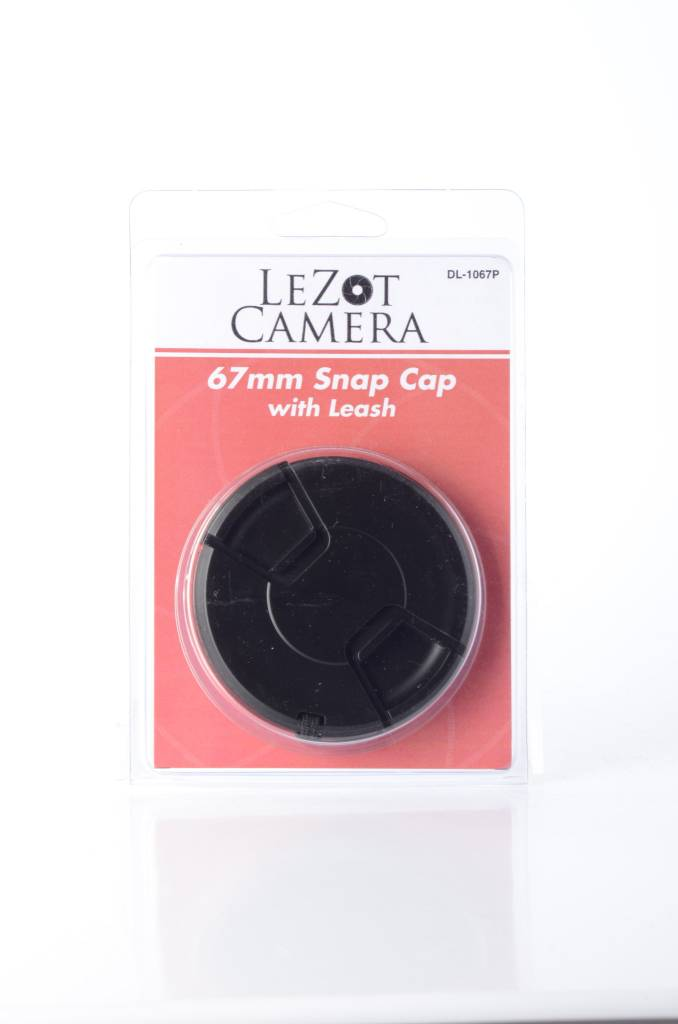 DLC 67mm Snap Cap with Leash *