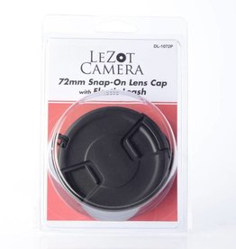 DLC 72mm snap cap w/Leash *