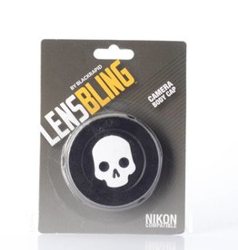 BlackRapid Nikon Skull Camera Body Cap *