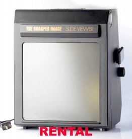 Sharper Image 35mm Slide Viewer Rental - 1 week