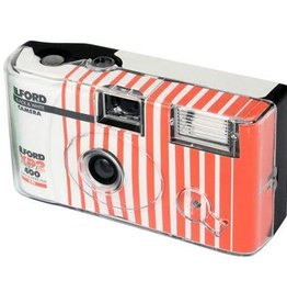 Ilford XP2, Single Use Camera with Built-In Flash 135 24+3 EXP *