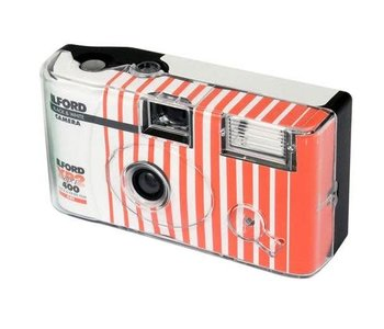 XP2, Single Use Camera with Built-In Flash 135 24+3 EXP *
