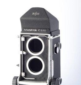 Mamiya Mamiya C220 Medium Format Camera w/ Prism Finder